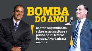 Verdade Nua E Crua Sobre O Pastor Marcos Pereira 09/05/2013