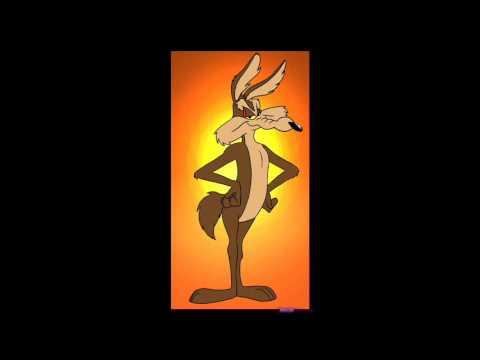 Wile E Coyote.......Poster
