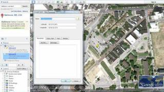 How to make a simple tour in Google Earth - GT-101 - Washngton College