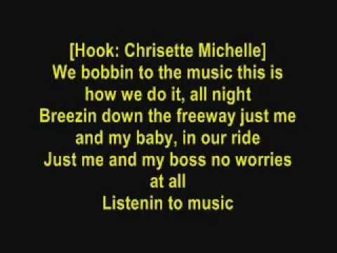 Rick Ross - Aston Martin Music ft. Chrisette Michelle & Drake (Lyrics)