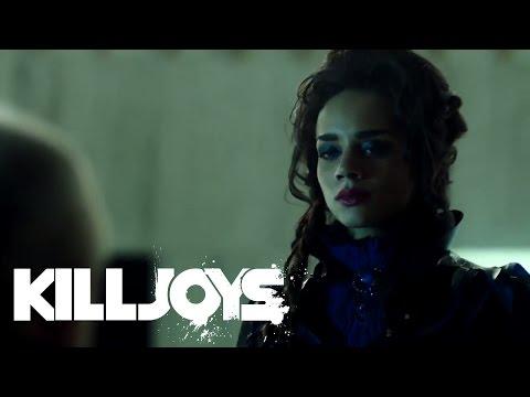 Killjoys Season 2 Episode 10 - How to Kill Friends and Influence People Sneak Peak