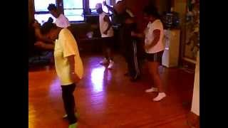 THE GENTLEMEN INC. SAT CLASS - GO HARD OR GO HOME LINEDANCE
