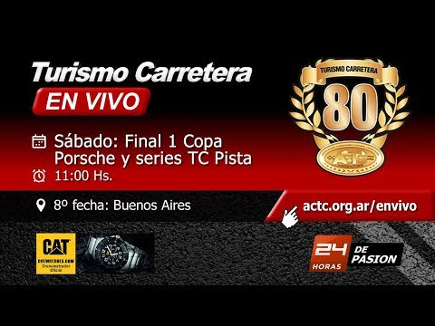 Series TCPista en Buenos Aires