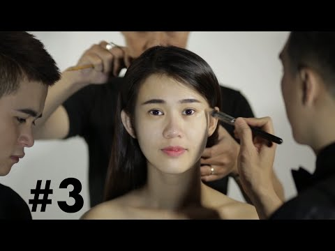 100 năm vẻ đẹp phụ nữ Việt (Makeup) - Ngọc Thảo