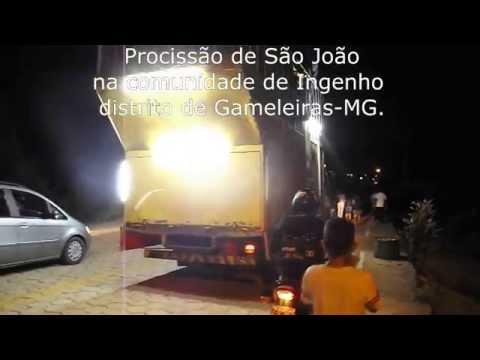 Wal Lourenco são João em Gameleiras MG