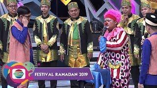 Video KERENNN!! Personel Salten Family Jadi Badut Bikin Soimah Keluarin Uang - Festival Ramadan 2019 MP3, 3GP, MP4, WEBM, AVI, FLV Mei 2019