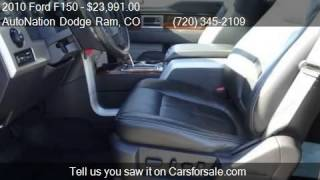 2010 Ford F150 Lariat for sale in Centennial, CO 80112 at Au
