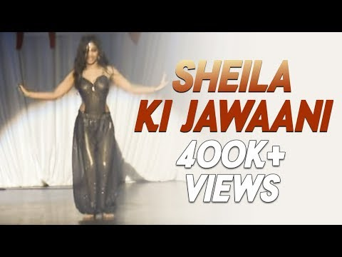 Ridy - Sheila Ki Jawaani Live Performance Dance