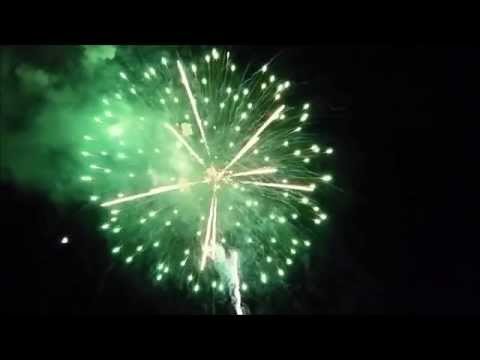 More awesome fireworks displays