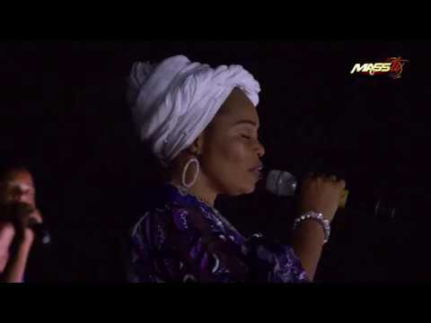 Tope Alabi Features Sola Allyson in Worship Session at MASS 6.0 Outreach Tour