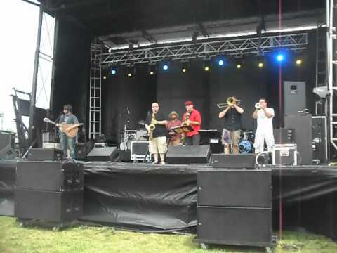 Funkin' A - The Slammer [live at GSB fest 7-14-12]