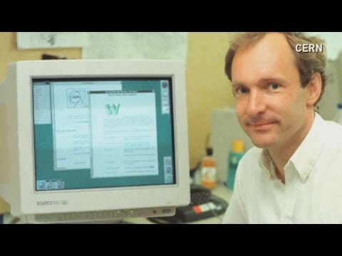 Happy 25TH Birthday to the WORLD WIDE WEB