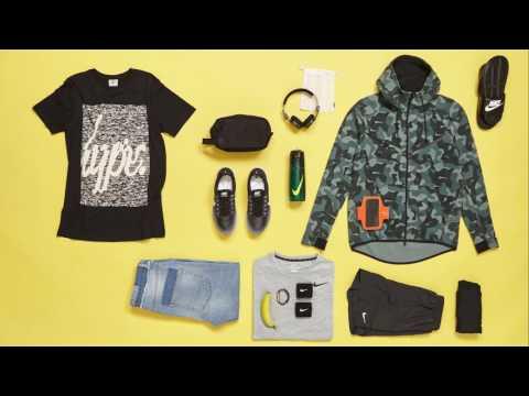 HOW TO Tasche fürs Fitnessstudio packen | ASOS Männer Tutorial