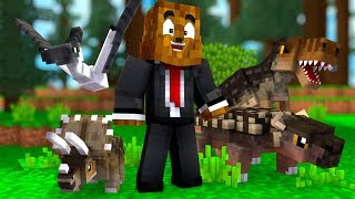 Our New FAVORITE Dino (So Cute) - Minecraft Jurassicraft Dinos Modpack Episode #11 | JeromeASF