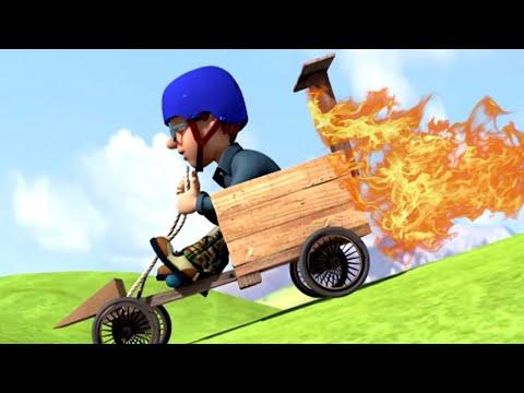 Feuerwehrmann Sam Deutsch Norman Supersportwagen! Neue FolgenDas Beste von Norman  Kinderfilm