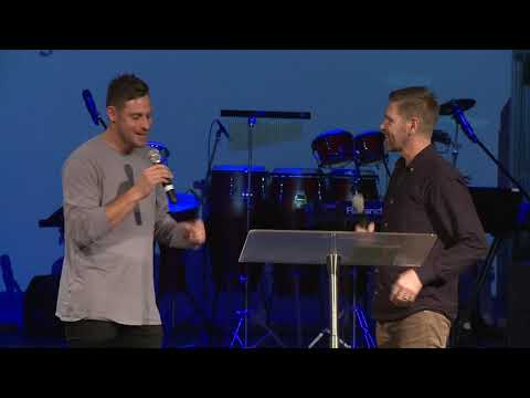 Our new Pastor of Youth! Nathan Palmer