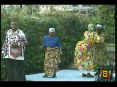 African Memories:Congo-Zare Music, Pp Kall dancing Original Rumba with his Mother