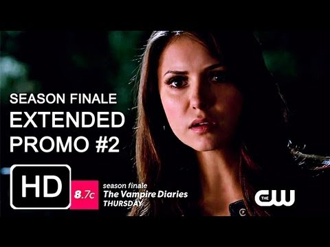 Vampire Diaries Extended Promo - Song: Robin Loxley - Rain Down The Vampire Diaries Season 4 Episode 23 Extended Promo/Preview