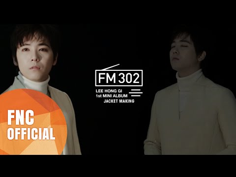 LEE HONG GI (이홍기) - 1st Mini Album [FM302] Jacket Making