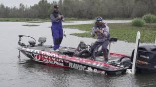 Video Bass Fishing with the CAJUN BABY! (Going Ike S2 - Episode #1) MP3, 3GP, MP4, WEBM, AVI, FLV Mei 2019