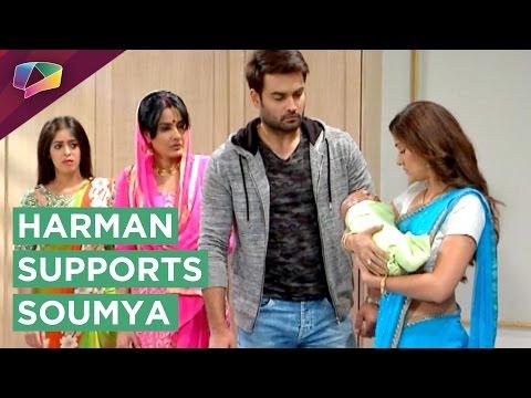Soumya becomes a DOCTOR   Harman takes Soumya's ST