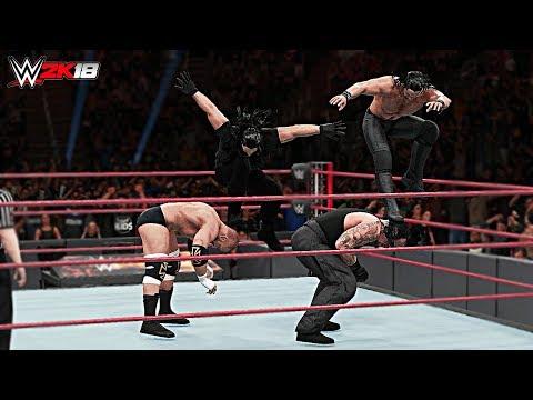 WWE 2K18 Top 10 Double Finishers!