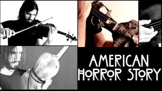 American Horror Story Roanoke theme , just with violins!Did you like it? Subscribe :)Thiago Teixeira - Metalviolin - AHS Theme