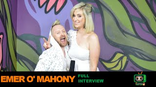 Emer O' Mahony (Lockdown Models) Interview with Material Boy