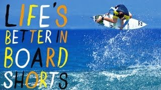 Jack Freestone - Life's Better in Boardshorts 15s Ad