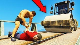 GTA 5 FAILS & EPIC MOMENTS #51 (Best GTA 5 Wins & Stunts, GTA 5 Funny Moments Compilation)