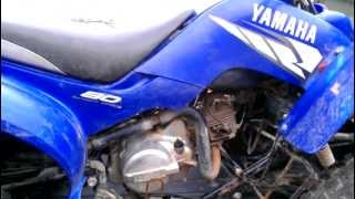 3. Yamaha Raptor 80 - Project
