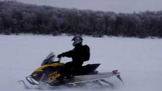 7. Nytro XTX Backcountry vs Skidoo xp backcountry