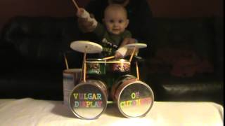 This Baby Is More Metal Than You