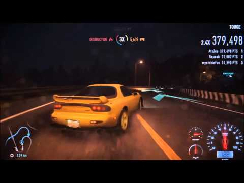 Need for Speed Drift Gameplay: M.O.V.E Noizy Tribe