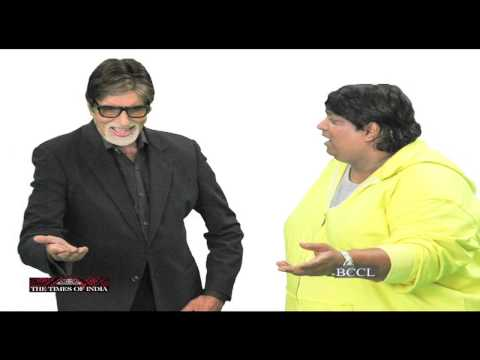 Video Big B dances to his iconic steps with Ganesh Acharya for  'Hey Bro'- TOI download in MP3, 3GP, MP4, WEBM, AVI, FLV January 2017