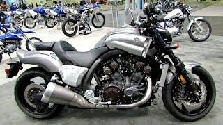 8. 2014 Yamaha V-Max Walkaround - 2013 NY Motorcycle Show