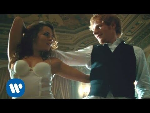 Ed Sheeran - Thinking Out Loud [Official Video] (видео)