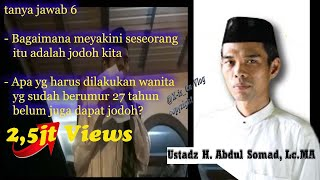 Video Bagaimana yakin itu jodoh kita..?  [oleh ustadz. H. Abdul Somad, Lc.MA] MP3, 3GP, MP4, WEBM, AVI, FLV Agustus 2018