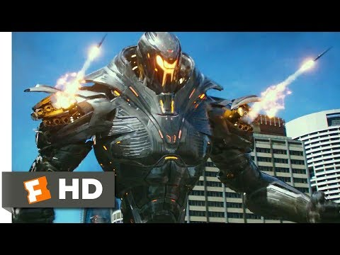 Pacific Rim Uprising (2018) - The Rogue Jaeger Scene (2/10) | Movieclips