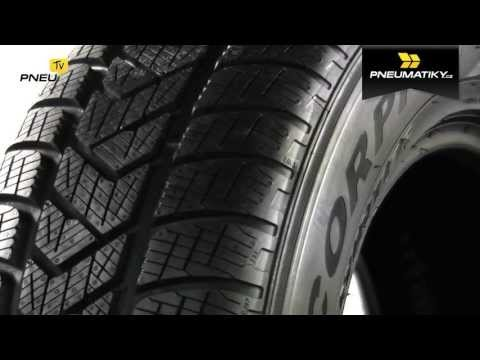 Youtube Pirelli SCORPION WINTER 235/55 R19 101 V FR Zimní