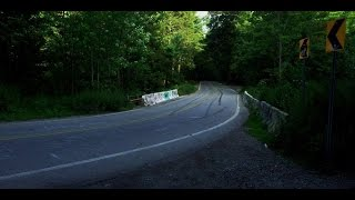 Clinton (NJ) United States  city pictures gallery : Haunted Clinton Road : West Milford, NJ