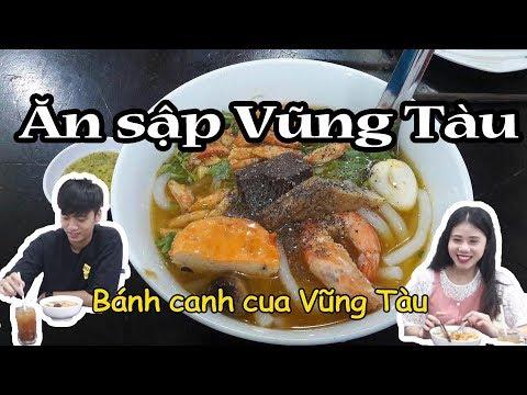 Review Quán Bánh Canh Cua A Rơm Vũng Tàu
