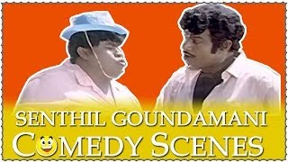 Senthil Goundamani Comedy - 7 - Tamil Movie Superhit Comedy Scenes
