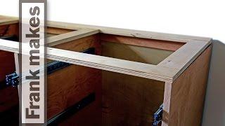 Kitchen Remodel: Part 6 - cabinet tops