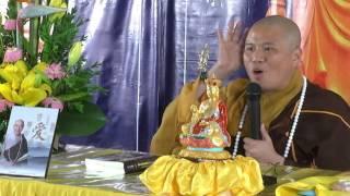 Tịnh Nghiệp Tam Phước (Phần 2) - ĐĐ Thích Giác Nhàn (Úc Châu)