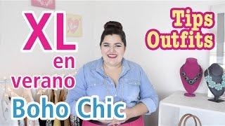 Boho Chic - Cómo vestir en verano