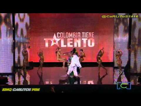 Colombia Tiene Talento 2T - FIEBRE LATINA - 16 de Mayo de 2013.