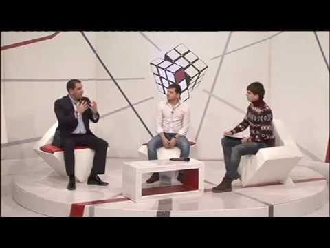 NLP Ustadı Babək Bayramov Yaddaş texnikası nümayiş etdirir- AzTV MAG - 28 03 2014