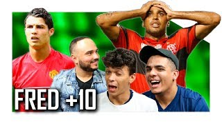 Video TOP 10 GOLS PERDIDOS - DESAFIO ED GAMA, JULIO COCIELO E IGÃO MP3, 3GP, MP4, WEBM, AVI, FLV Juni 2018