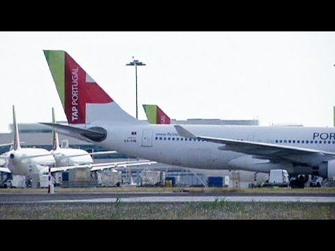 Πορτογαλία: Θύελλα αντιδράσεων για την ιδιωτικοποίηση του κρατικού αερομεταφορέα